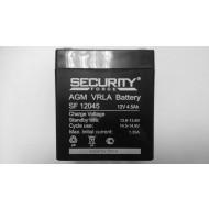 Аккумулятор Security Force SF 12045 12V 4.5 Ah